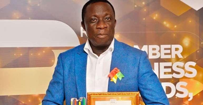 Dr Seth Kwame Boafo
