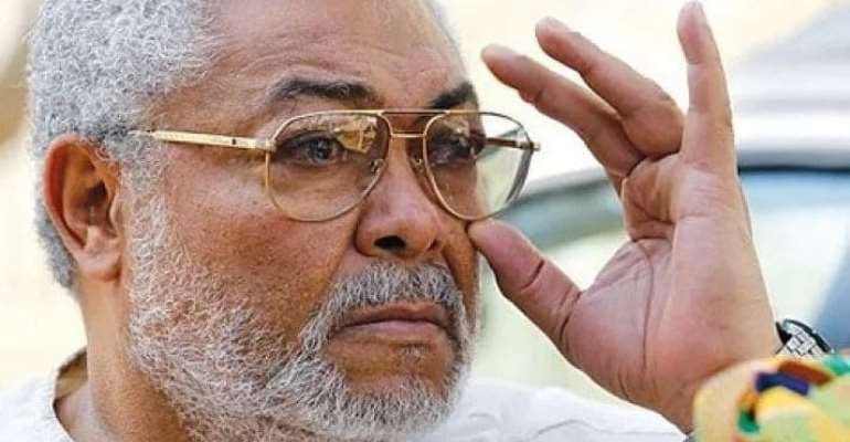 Ahwoi Pushed Mills To Contest 2008 Elections With His Ill Health – Rawlings