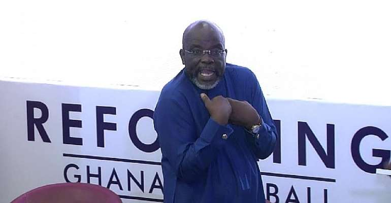 GFA Wanted To Shut Me Up With Adhoc Committee Appointment - Osei Palmer