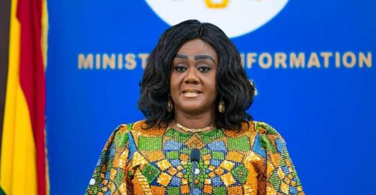 Barbara Oteng Gyasi – Minister of Tourism