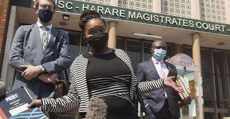 AP - Tsvangirayi Mukwazhi