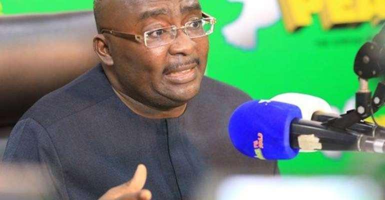 NDC's Free SHS Review Plan Senseless – Bawumia