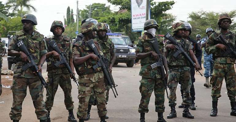 Withdraw Military From Land Guard Duties, They're Losing Respect – Security Analyst