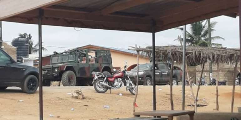Residents Flee  After Bloody Clash With Military At Dome Faase