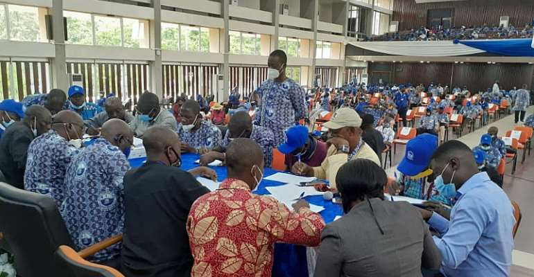 GPRTU To Elect New Executives