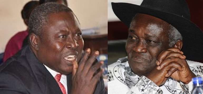 Both Ahwoi and Amidu Are Wrong on the Development of Ghanaian Democracy