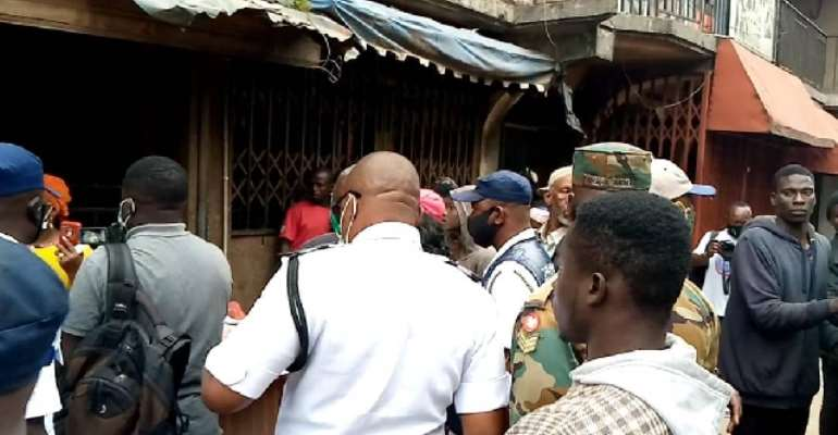A/R: Three Cold Stores Closed Down For Selling Unwholesome Meat At Asafo Market