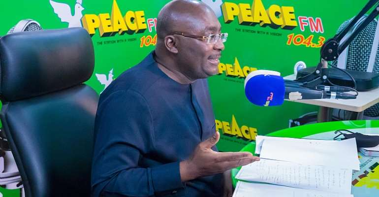 Covid-19 Has Delayed But Not Derailed Our Progress As A Nation -Bawumia