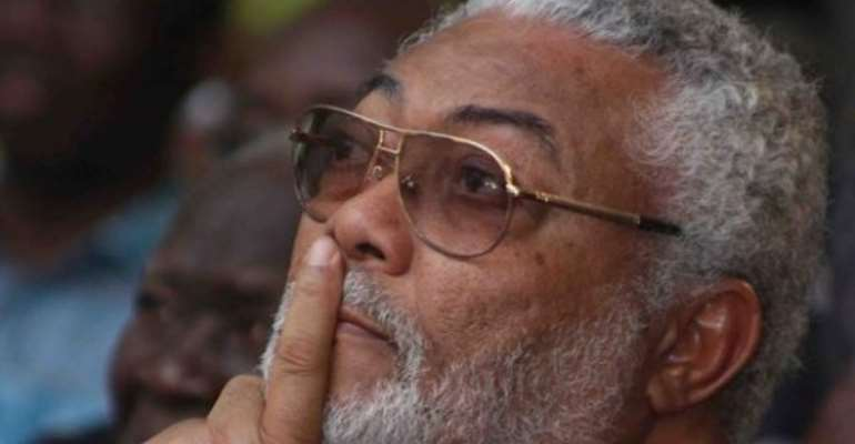 [Full Text] Rawlings Jabs Prof Kwamena Ahwoi Over Controversial Book