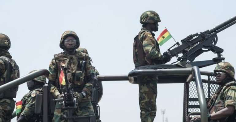Why Ghana's Military High Command Must Now Act Swiftly To Protect The Reputation Of The Ghana Armed Forces