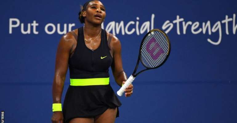 Williams is a two-time winner of the Western and Southern Open