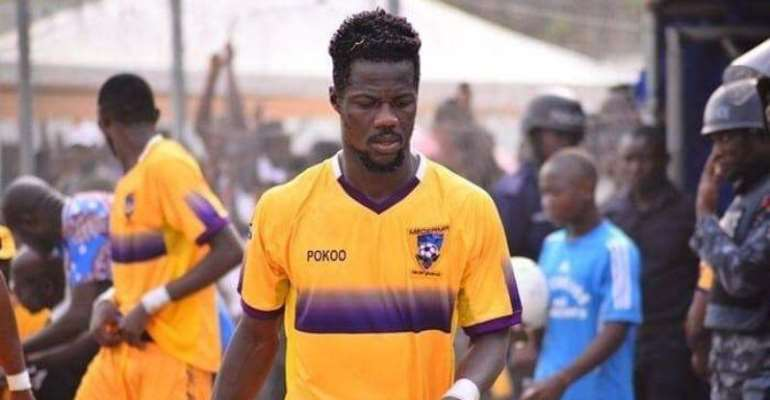 Contract details of Richard Boadu's move from Medeama SC to Asante Kotoko leaks