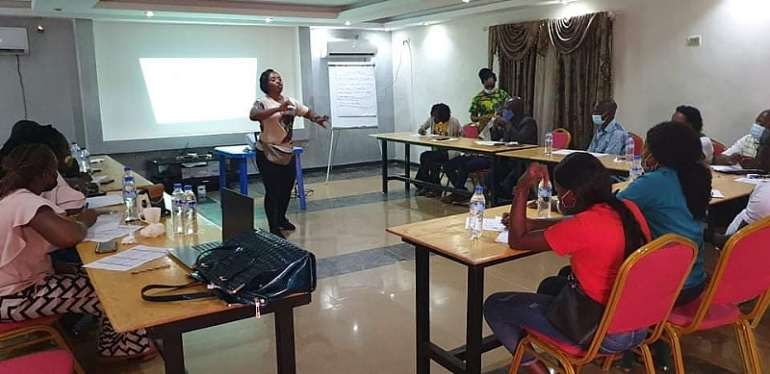 Gender Ministry, UNICEF train new batch of social workers