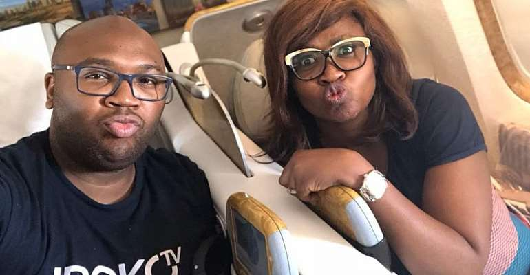 Don't pressure yourself to be successful at age 30 - Owner of Iroko TV, Jason Njoku advises youth