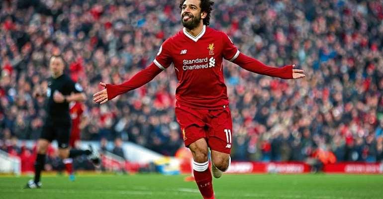 African Players In Europe: Klopp Hails 'Amazing' Salah
