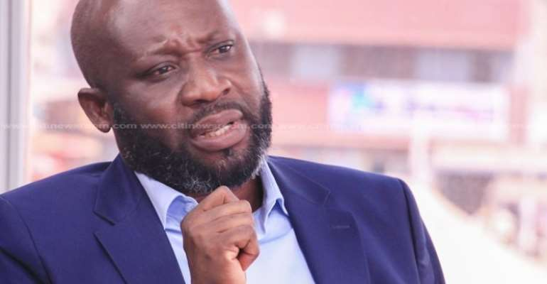 GFA Elections: George Afriyie Is The Right Candidate To Steer Football Affairs - Felix Ansong