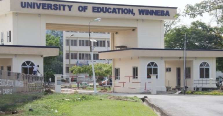 An Open Letter To The Management Of University Of Education Winneba