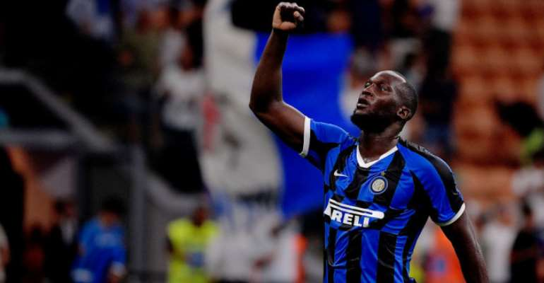 Lukaku Scores On Debut As Conte's Inter Reign Starts In Style