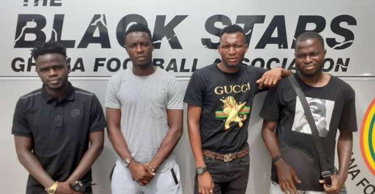 Shafiu, 8 Others Get Black Stars B Call Up