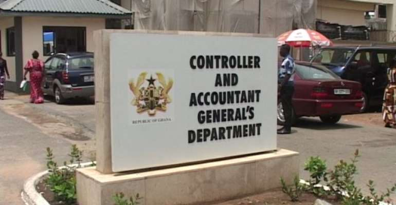 6,000 Dormant Accounts Of MDAs, MMDAs Closed Down