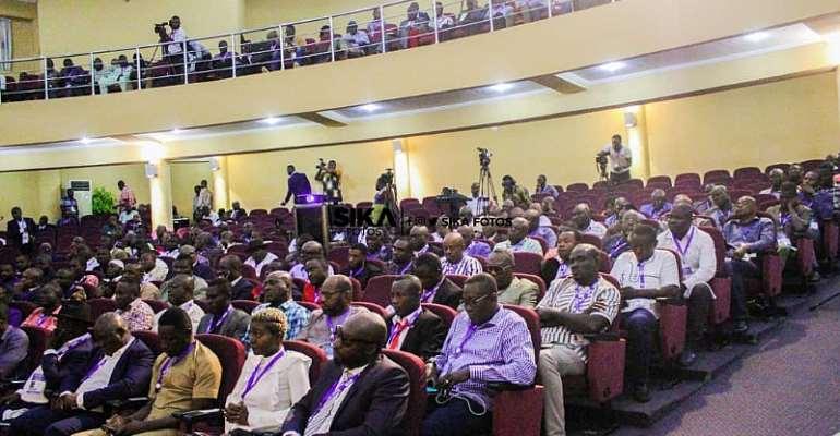 Clubs at Ghana Football Association Congress
