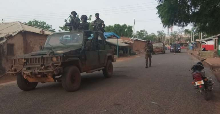 Assault On Soldiers: We'll Deal With Domfaase Residents – Oduro