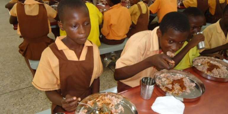 One Hot Meal A Day: Good For The Students, Bad For The Environment!