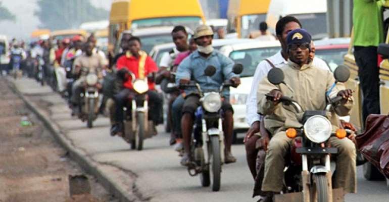 Okada Debate: Mahama Should As Well Legalise Sakawa If He Wants To Create More Jobs – Drivers