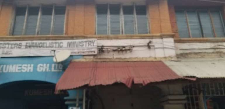 """NADMO To Demolish""""Old Pioneer"""" Building Despite Protests By Owners"""