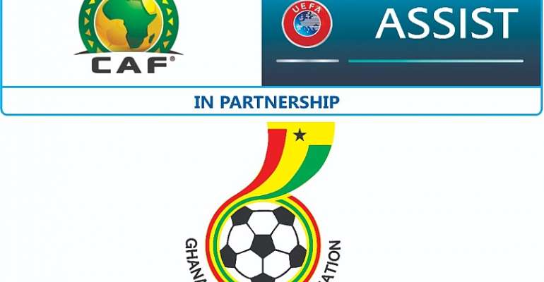 Ghana FA Holds Meeting With CAF, UEFA Project Team After Selection For Assist Program