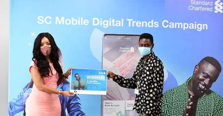 Standard Chartered Excites Clients With Rewards For Signing On To Its Digital Banking Platform