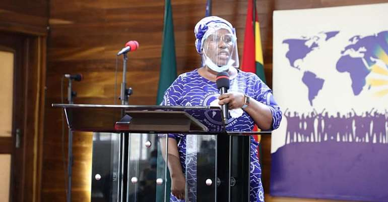PIWC Sakumono Climaxes Women's Ministry Week With A Call To Trust In The Lord