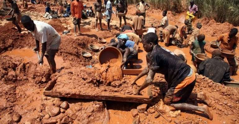 We're Shocked Your 2020 Manifesto Is Scanty On Us, Revisit It – Small Scale Miners To NPP