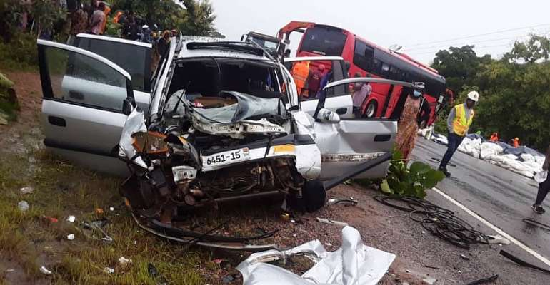 Zebilla: 3 Killed, Others Hospitalised In Fatal Accident