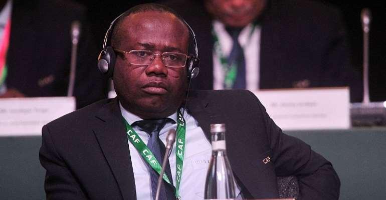 Ex-Ghana FA president, Kwesi Nyantakyi