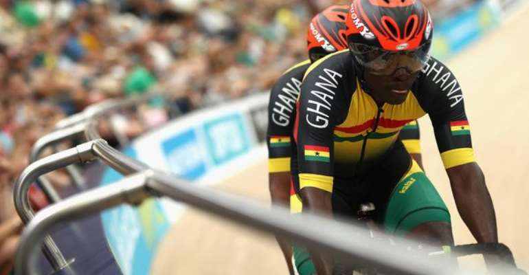 Frederick Assor places 12th in men's paracycling at 2020 Paralympics in Tokyo