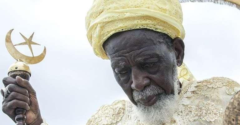 A letter to the National Chief Imam, H.E Sheikh Nuhu Sharabutu