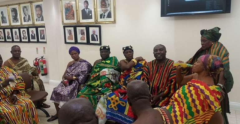 OGHA, A Mouthpiece For Ghanaians Abroad