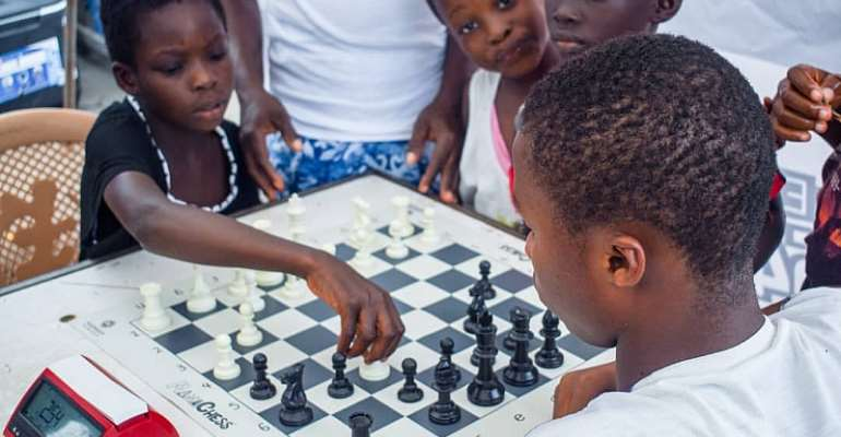 Street Chess Competition