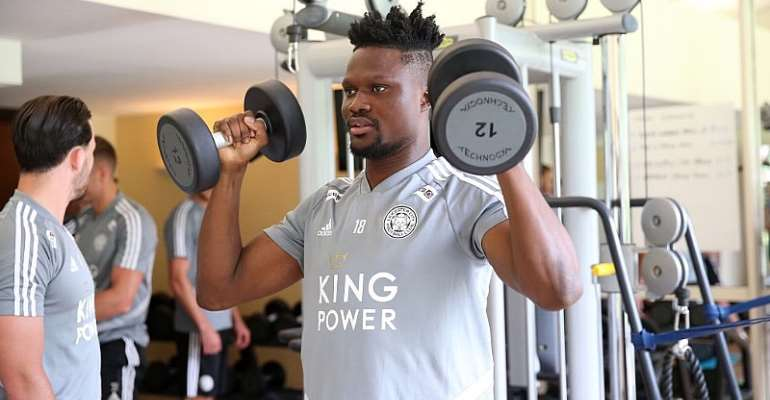 Fulham Agree Deal To Sign Daniel Amartey From Leicester City