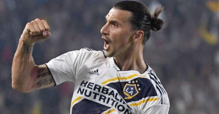 Zlatan hints at return to United