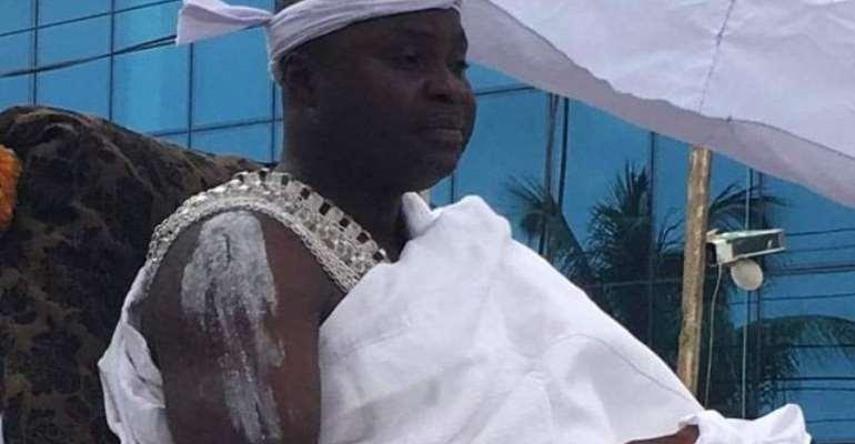 Oheneba Kwadwo Aforduor