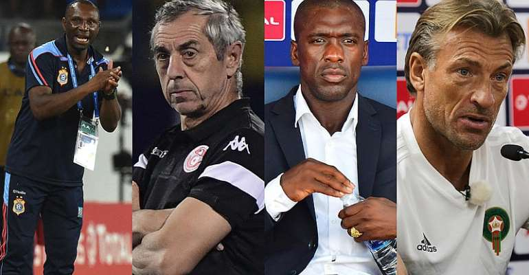 AFCON 2019: More Than Half Of The Coaches Have Left Their Jobs