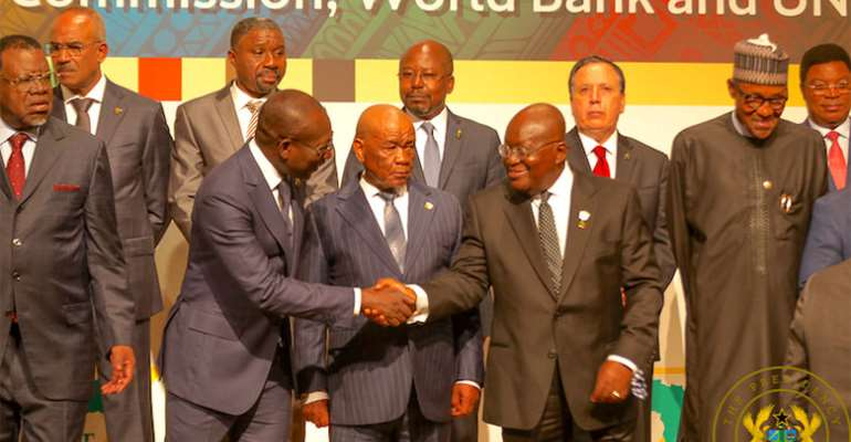 Economic Indices Pointing In Right Direction – Akufo-Addo