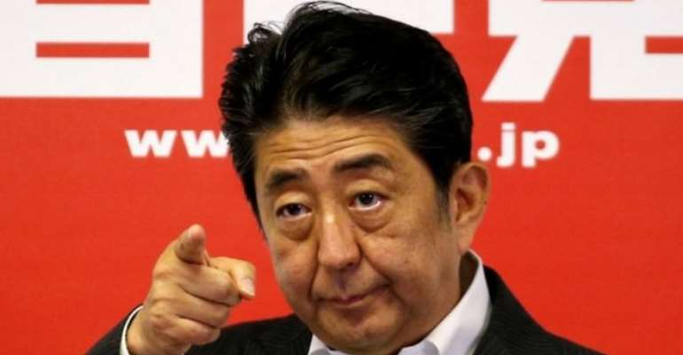 Japan's PM Shinzo Abe Resigns Over Health Issues