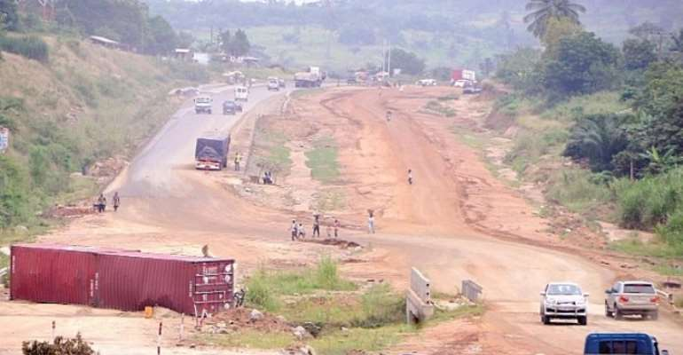 Accra-Kumasi Highway: Angry Property Owners Obtain Court Injunction Against Demolition Exercise