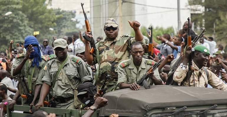 NGOs Under UN Global Communications Condemn Mali Military Coup