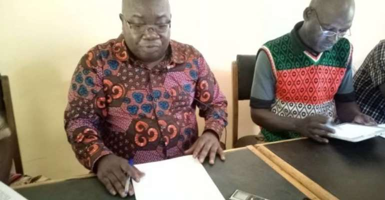 NPP Stealing Nabdam Emergency Ward I Built With My Common Fund — MP