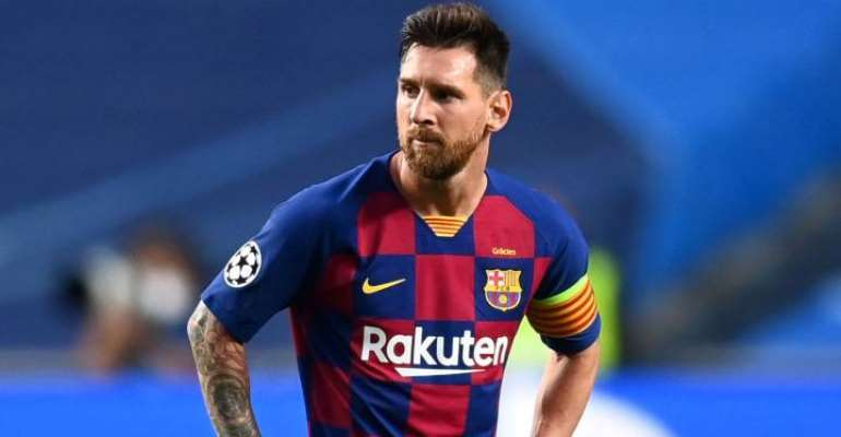Lionel Messi Requests Barcelona Meeting To Agree Amicable Exit