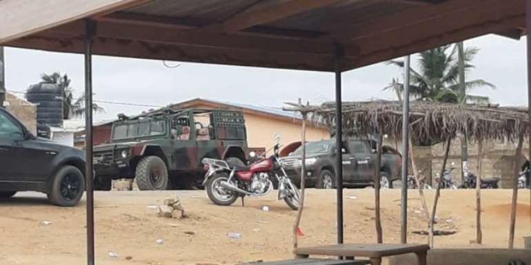 Dome Faase Clashes: Arrest Akyem Apadwa Mponuahene — Youth Group